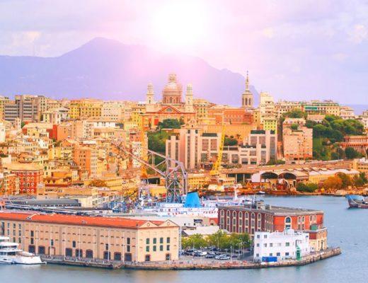 Visiter Gênes
